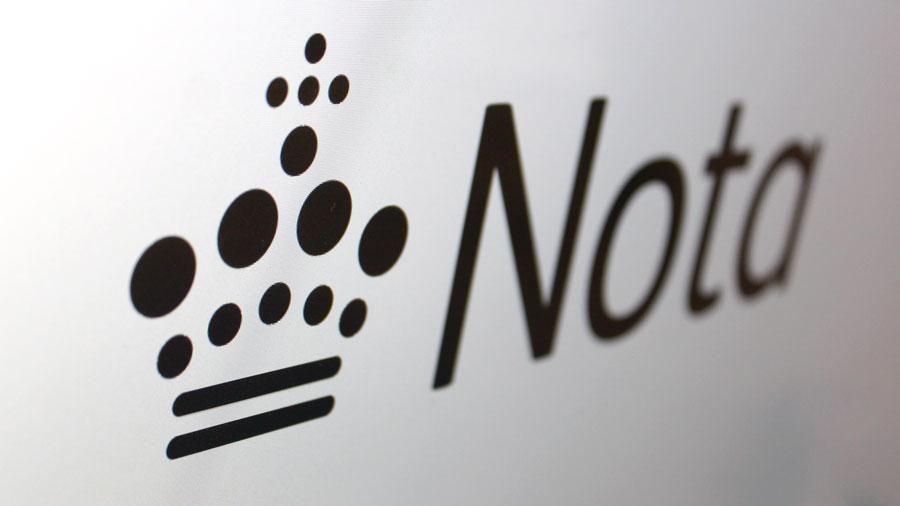 Nota logo