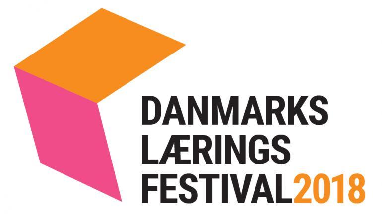 Logo for Danmarks Læringsfestival