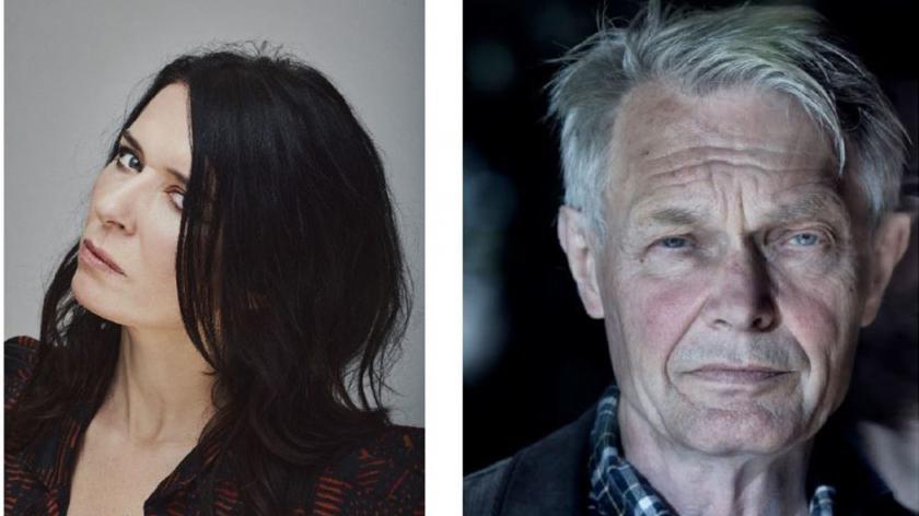 Kira Skov og Peter Laugesen