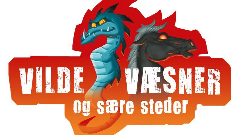 Logo med helhesten og midgårsormen