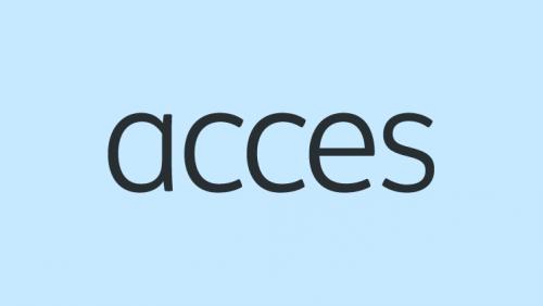 Illustration af Acces' logo