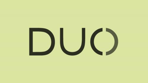 Illustration af Nota duos logo