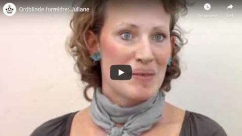 Videoer med ordblinde forældre