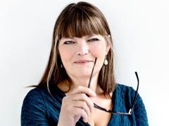 Forfatter Anna Grue
