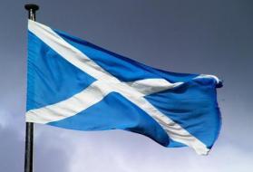 Det skotske flag