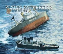Forside fra bogen Flying Enterprise