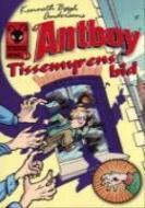 Forside fra bogen Antboy