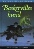 Forside fra bogen Baskervilles hund