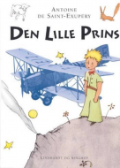 Forside fra bogen Den lille prins