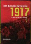 Forside fra bogen Den russiske revolution 1917