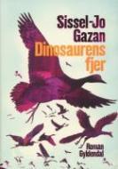 Forside fra bogen Dinosaurens fjer