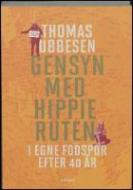 Forside fra bogen Gensyn med hippieruten