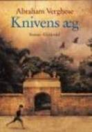 Forside fra bogen Knivens æg