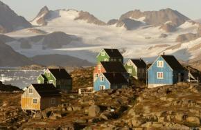 Grønlandsk bygd