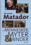 Forside fra bogen Matador
