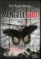 Forside fra bogen Mengele zoo