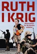 Forside fra bogen Ruth i krig