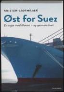 Forside fra bogen Øst for Suez