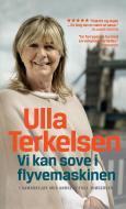 Forside fra bogen Ulla Terkelsen - vi kan sove i flyvemaskinen